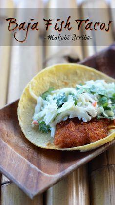 Baja Tacos @Erin McCormick Spice #McCormickHomemade