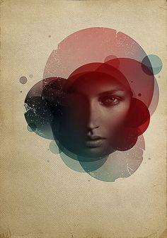 graphic design, digit flower, art paintings, poster, design art, design blogs, art print, flowers, alexey malina