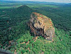 Sigiriya fortress & palace, Sigiriya, Sri Lanka - Facts Pod