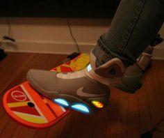 #hoverboard #nike