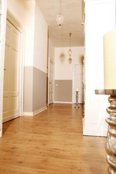 Dielen flur on pinterest hallways deko and mud rooms - Geheime deco ...