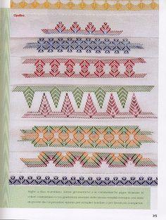 Vagonite Patterns
