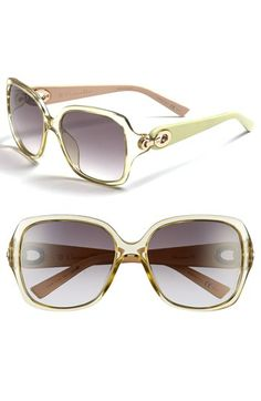 Christian Dior 57mm Sunglasses available at #Nordstrom