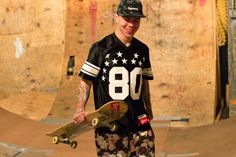 POPEYE: Supreme 2013 Spring/Summer Collection Editorial.