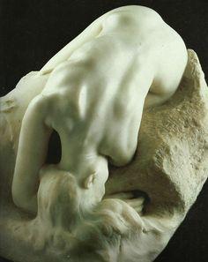 woman sculpture - ART
