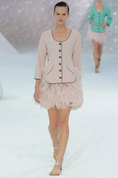 chanel spring 2012 inspired by the Ocean