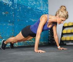 Crossfit Workouts to do at home.