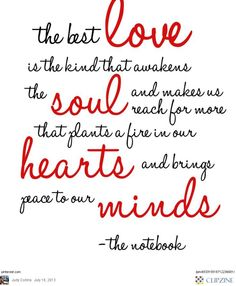 life, the notebook, notebooks, notebook quot, inspir, movi, thenotebook, love quotes, thing