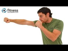Kickboxing and core strength