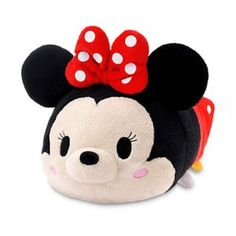 Minnie Mouse Tsum Tsum Plush - Medium from The Disney Store