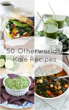 50 Out-of-This-World Kale Recipes