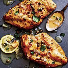 Chicken Piccata | CookingLight.com -