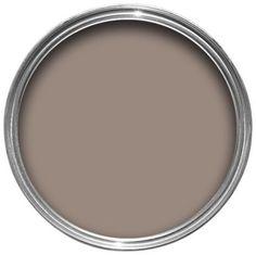 Crown Suede Emulsion Choc Suede, 5010131466601 ; 5010131444708