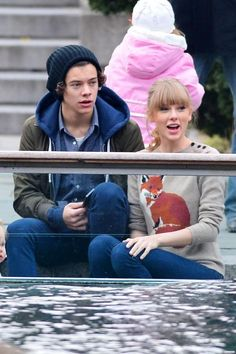 Ultimate favorite celebrity: TayTay! Celeb crush: Harold!
