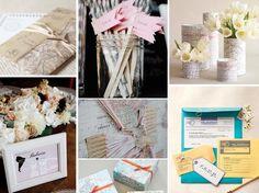 decor, travel theme, idea, hawaii weddings, jetsett travel, inspiration boards, map, themed weddings, wedding details