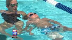 Swimming program teaches children with autism skills to save their own lives (WDAF-TV, Fox 4, Kansas City)