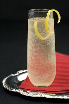 Champagne Cocktails Bachelorette party ideas
