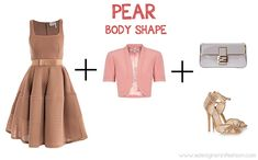 Pear Shaped Fashion