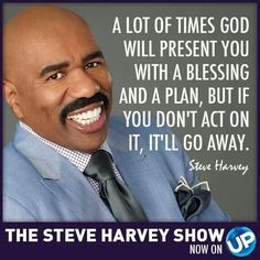 Steve Harvey Success Quotes