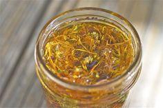 Infused medicinal oils