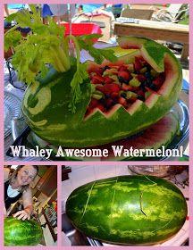 Artsy Fartsy Shopaholic: Caroline's Whaley Fun Whale Themed 1st Birthday Party!