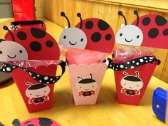 Designer Crafts By Anndria - Ladybugs