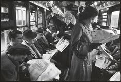 Stanley Kubrick's 'Life And Love On The New York City Subway' (PHOTOS)