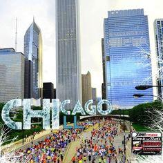Chicago Rock'n'Roll Half Marathon