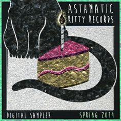 Asthmatic Kitty Records: Asthmatic Kitty Digital Sampler, Spring 2014