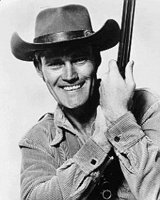 Chuck Connors  (The Rifleman):