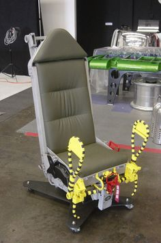 B-52 Ejection Chair 2 Gray