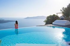 The world's best swimming pools | Alta Vista Suites, Santorini (Condé Nast Traveller)