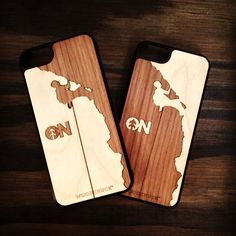 Special Series of cases we're doing with Outdoor Nation. #Woodchuckcase #OutdoorNation #woodenphonecase #woodphonecase  #rockclimbing http://www.woodchuckcase.com/collections/outdoor-nation