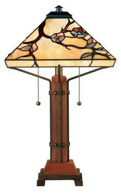 Quoizel Grove Park Table Lamp -