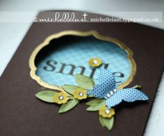 Creating an embossing border video