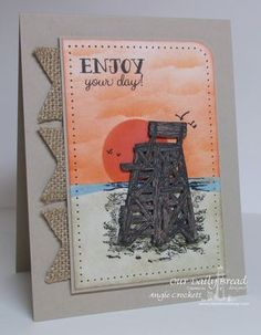 Stamps - Our Daily Bread Designs My Lifeguard, Flip Flop Fun