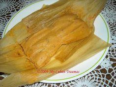 Tamales cubanos