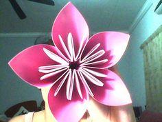 orgami flowers