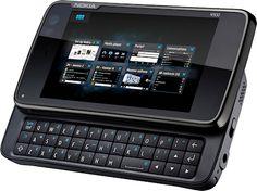 Retro: Nokia N900 [2009]