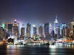 beauti skylin, new york city lights, heaven, citi light, america newyork skyline, bright lights, place, york citi, hotels