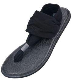 Sanuk Womens Yoga Sling Sandals