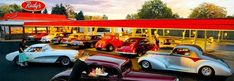 Classic Summer Stop! Rudy's Drive-In...located in La Crosse and Sparta WI justintrails.com