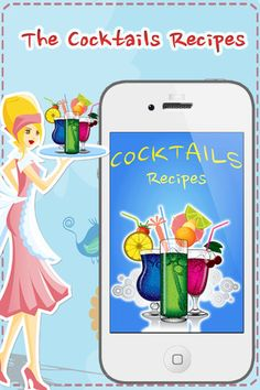 Sparkle to your party this time with a quality selection of sophisticated and refreshing cocktail recipe. http://itunes.apple.com/us/app/the-cocktails-recipes/id467648121?ls=1=8