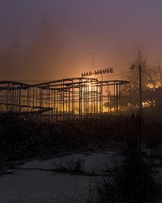 Abandoned North Carolina amusement park ...... LOVE