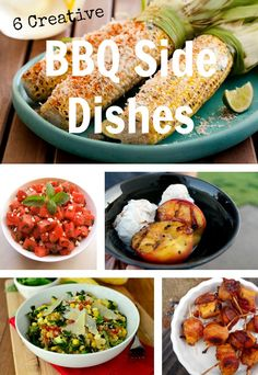 6 Creative BBQ Side Dishes - Tipsaholic.com