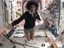 NASA - Take a Tour of the ISS with Suni Williams
