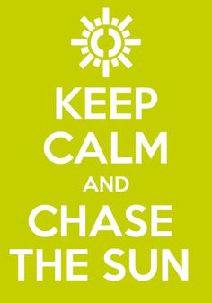 Chase The Sun (The Wanted)