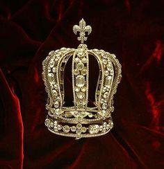 Marie Antoinette tiara