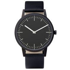 Uniform Wares' 150 Series Calendar Wristwatch