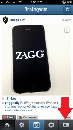 How To Turn Off Auto-Play Videos On Instagram #ZAGGdaily #Instagram #instavideo